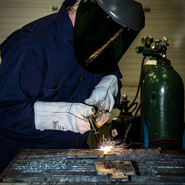 Ready Arc Training and Testing - Welding Test